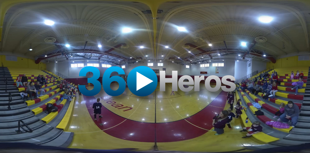 360 Video of Kids Olean Soccer Club