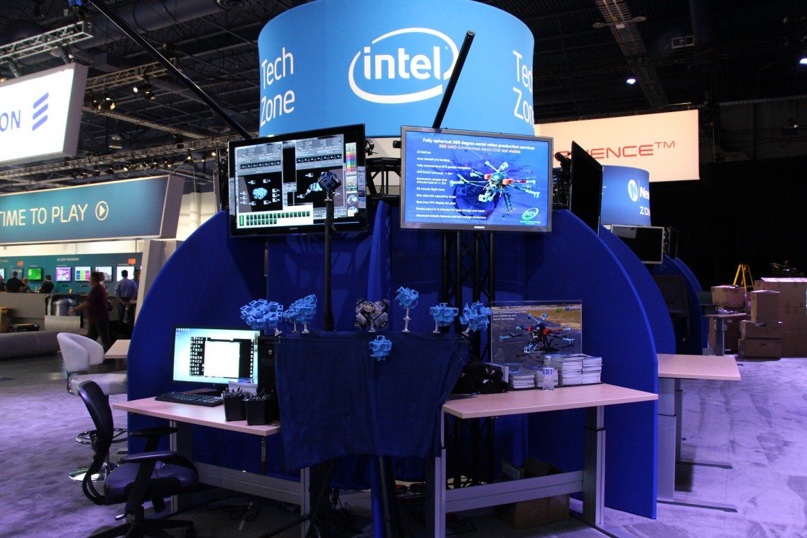 NAB 2014: Studio Experience Booth