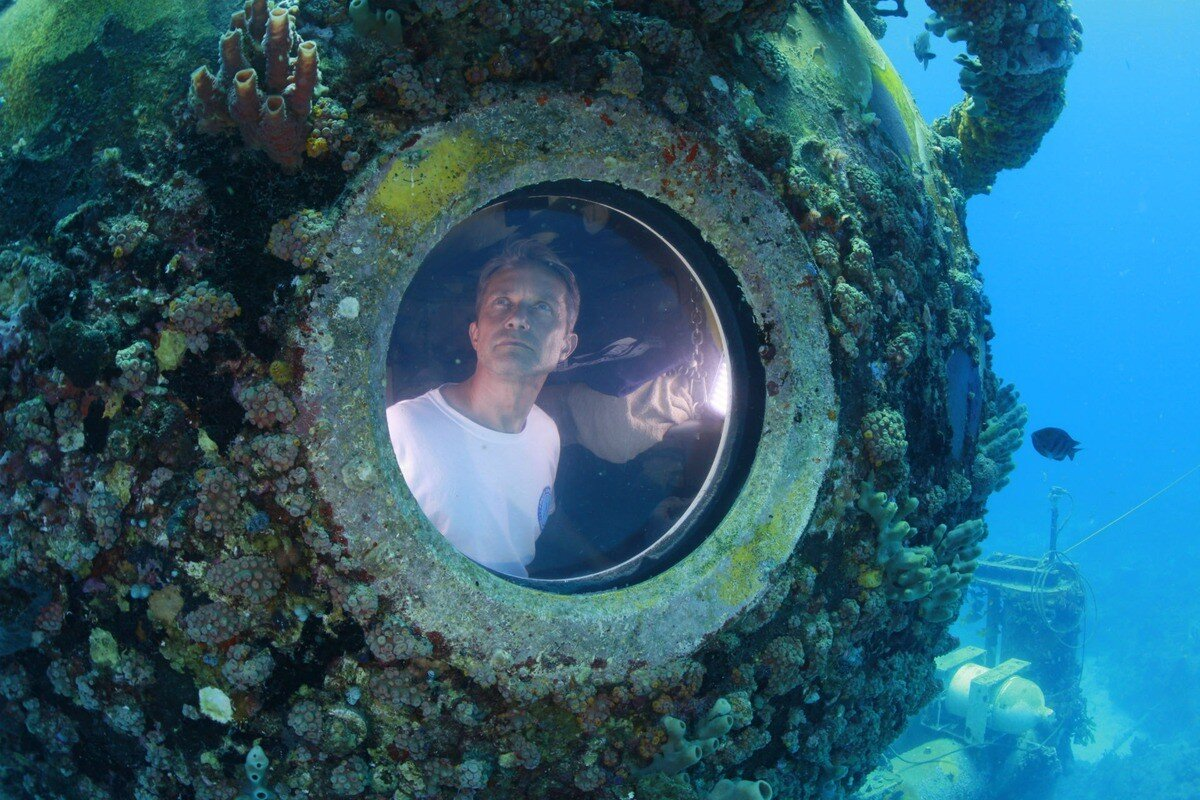 TIME Magazine Takes a Dive With 360Heros & Fabien Cousteau