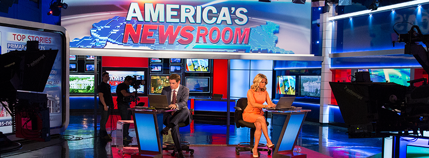 Fox News Show America's Newsroom Features 360Heros!