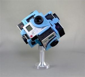 360Heros Holders capture powerful interactive panoramas with the click of a button.