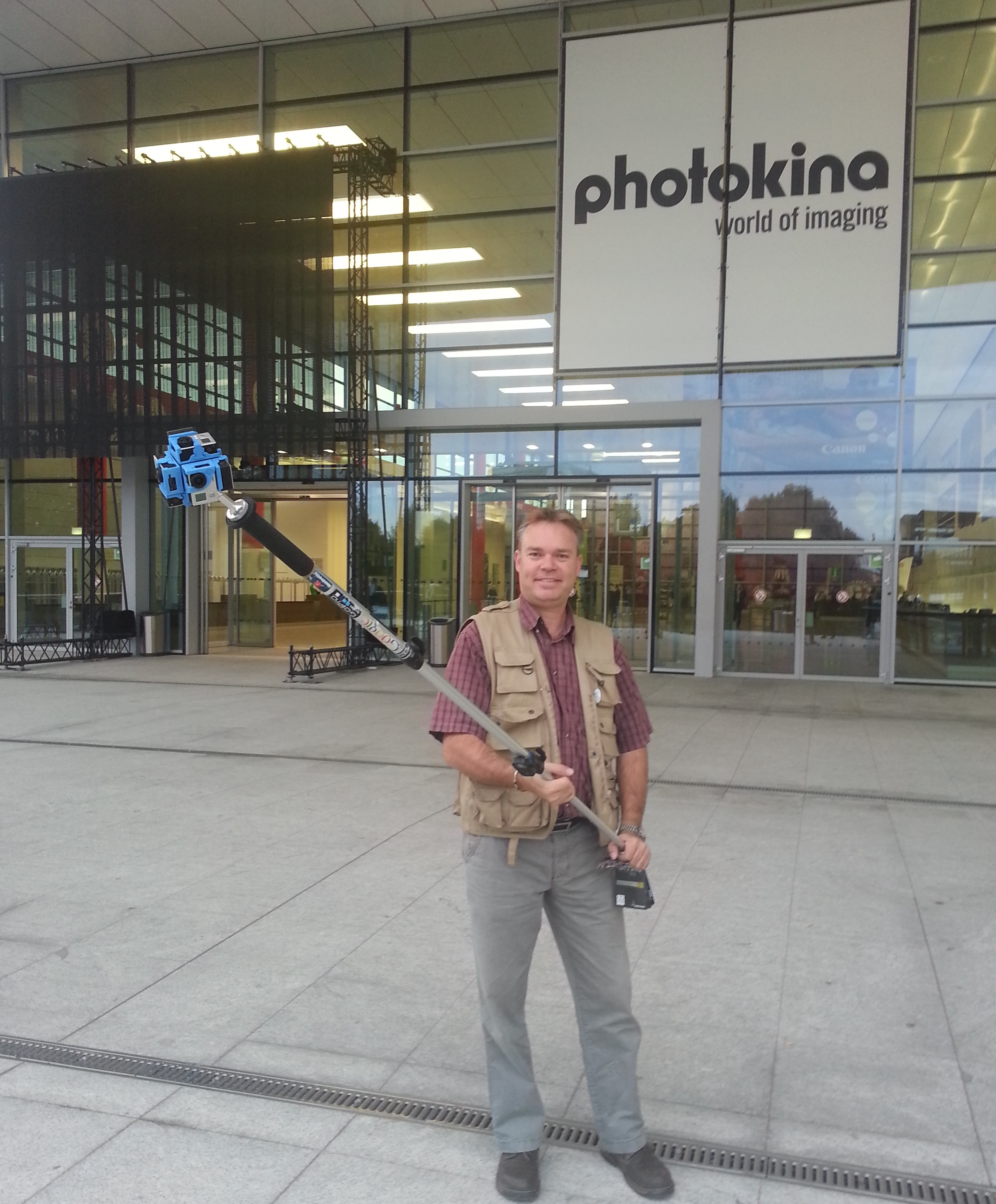 360Heros and Chris du Plessis Attend photokina!