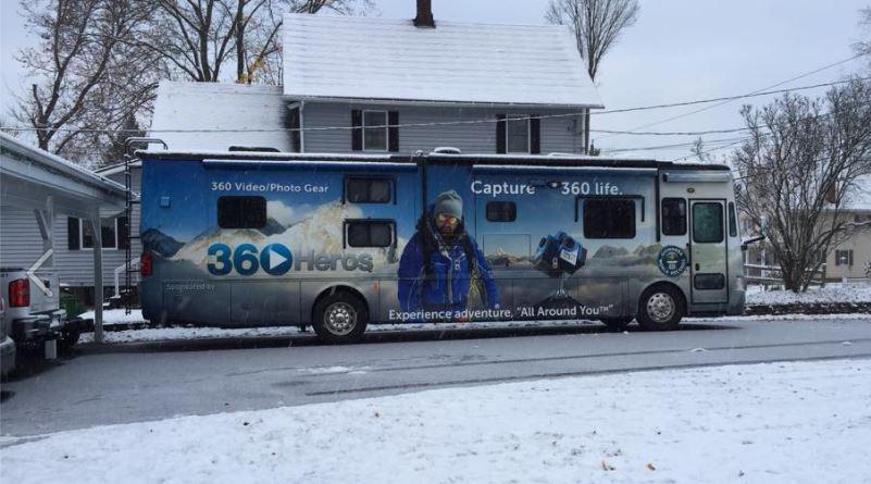 360Heros in Winter Wonderland