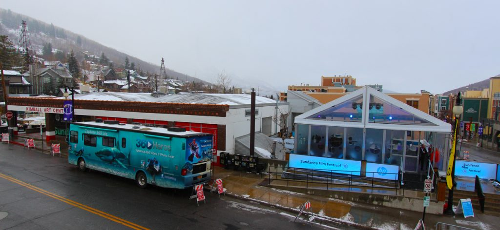 360 Video Tour Sundance