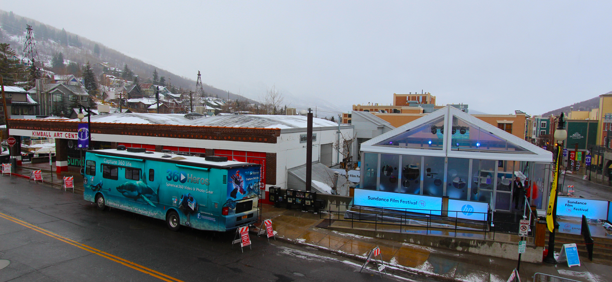 360 Video Tour Sundance