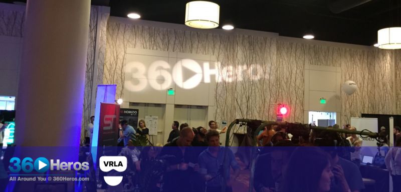 360Heros' next stops – VRLA and Sundance