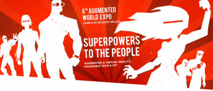 Join 360Heros at the 2015 Augmented World Expo & UploadVR