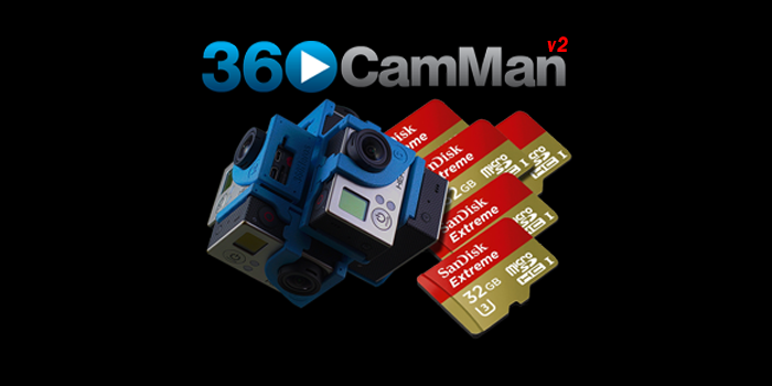 Introducing 360CamMan V2: The Latest in VR Media Management Software
