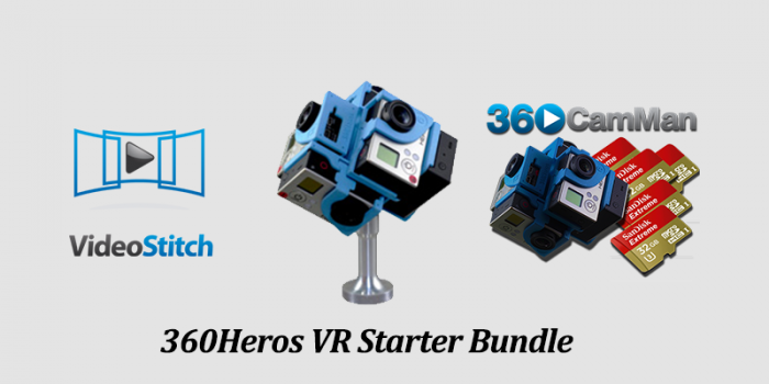 2015 SIGGRAPH VR Starter Bundles – Save Hundreds on VR Production Tools
