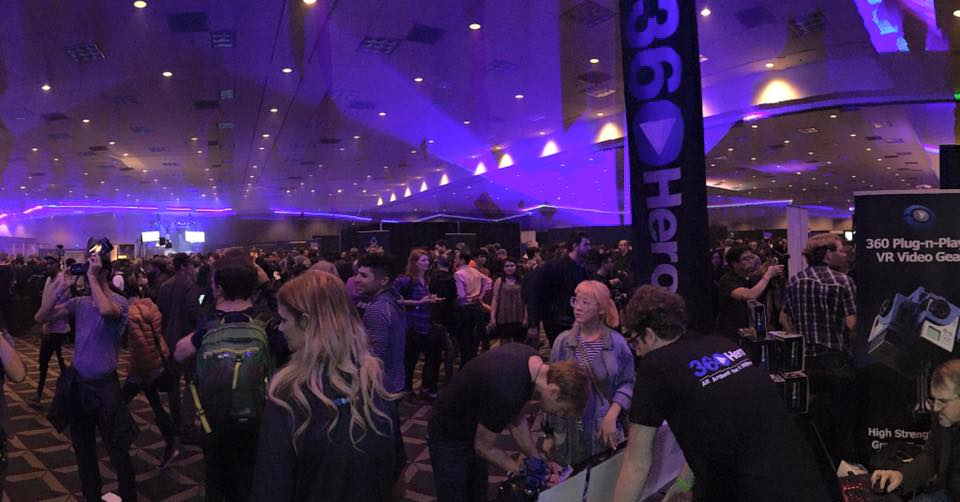 360Heros Sponsors Successful Winter VRLA Expo