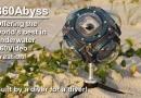 360Abyss Underwater 360Video Gear is back in stock!