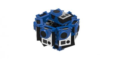 Pro10HD v2 virtual reality 360° video gear