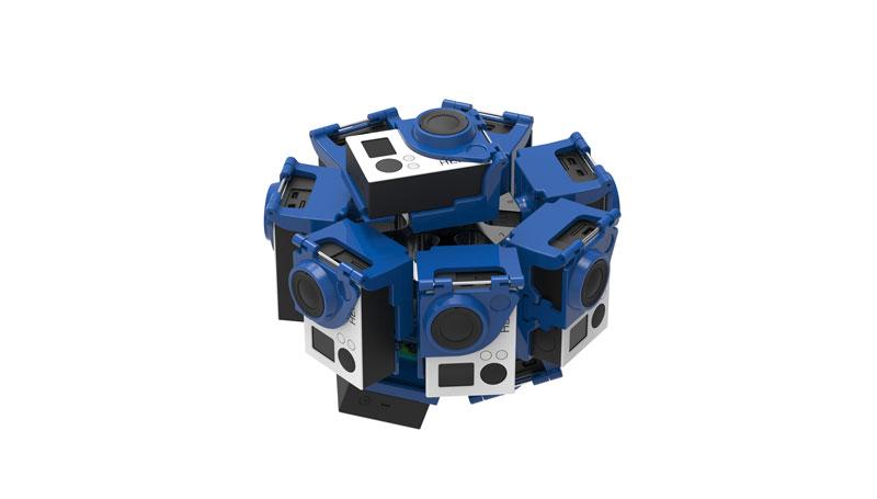 Pro10HD Bullet360 virtual reality 360° video gear
