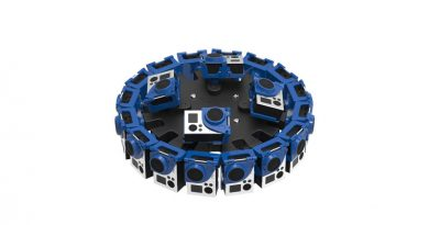 360Orb virtual reality 360° video gear