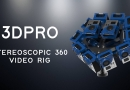 The New 3DPRO- 2D & 3D 360 Video