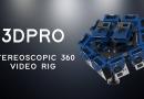 The New 3DPRO- 2D & 3D 360 Video