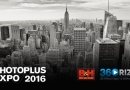 360RIZE and B&H Gear Up for PhotoPlus Expo 2016