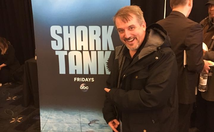 360Rize CEO and Founder Michael Kintner attending the Shark Tank Casting Call in Detroit