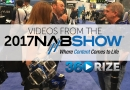 More great Highlights from Manfrotto and friends at 2017 NAB Show