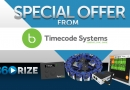 Timecode Systems SyncBac PRO SPECIAL OFFER!