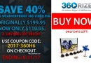 360H6 Closeout Sale Ending Soon!!