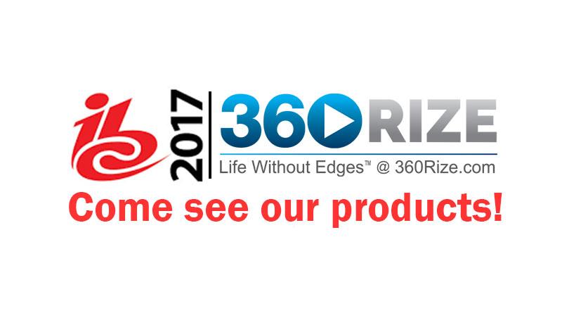 360Rize IBC 2017