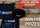 360Rize Social Media Giveaway!