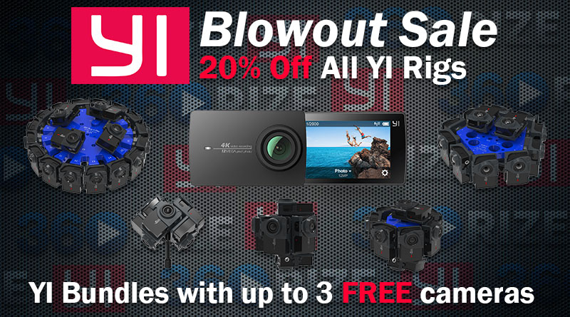 360Rize Yi Blowout Sale