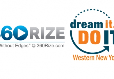 360Rize® Hosts Manufacturing Day for Salamanca High School, New York