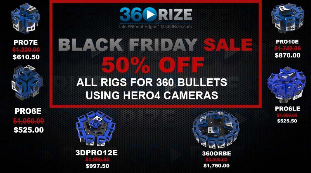 360Rize Bullet Cameras