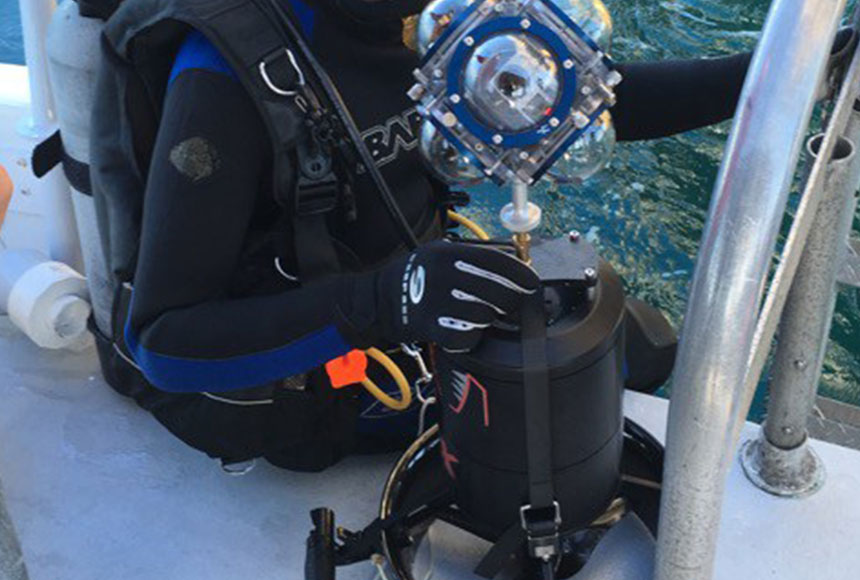360Rize Underwater 360 Video and Development