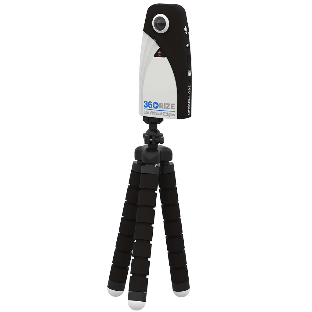360Rize 360Penguin with Flexible Tripod