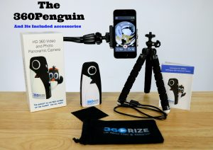 360Rize 360Penguin Product shot