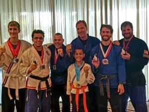 360Rize 360Penguin AKT Sport Jujitsu Team in Florida