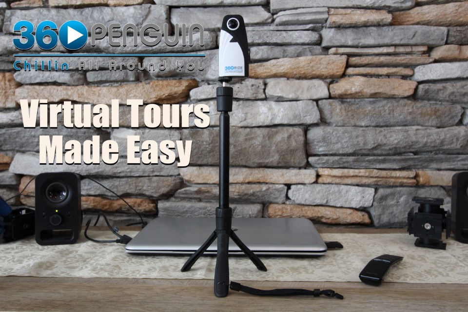 360Rize 360Penguin Virtual Tours Made Easy Featured