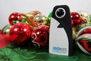 360Rize 360Penguin Christmas balls
