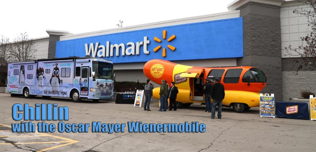 360Rize 360Penguin with Wienermobile Featured Image