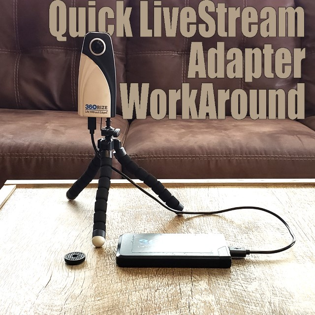 360Rize 360Penguin Live Stream Workaround