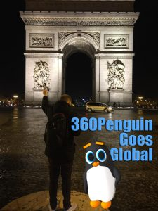 360Rize 360Penguin in Paris Featured