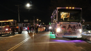 360Rize bus line up